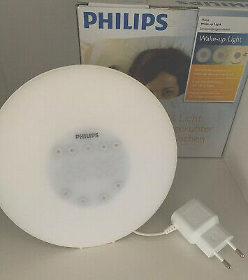Philips HF3505/01 Wake-up Light LED Lichtwecker OVP