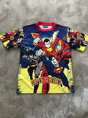 Chikds Super Heroes T. Shirt