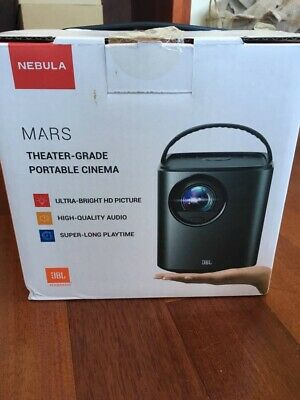 Anker Nebula Mars Projector With Integrated JBL Speakers