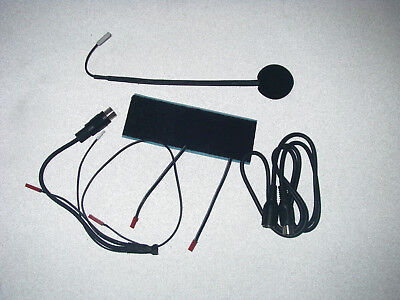 Complete New Headset Kit For Honda Goldwing Motorcycle Intercom