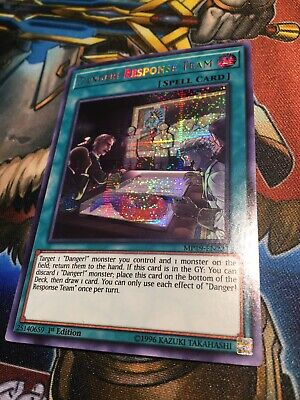 Danger! Response Team - MP19-EN221 - Prismatic Secret Rare - 1st Edition | YuGiO