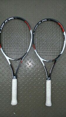 2 Head Graphene Touch Speed Pro Racquets - 3/8 - FREE SHOCKBUSTER DAMPENER
