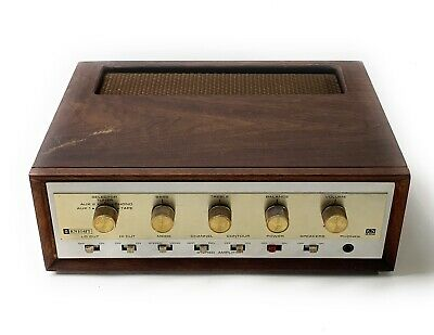 Vintage Knight KN-940a Stereo Tube Amplifier - Works And Sounds Great!