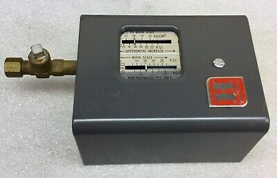 Honeywell P643A1007 Pneumatic Electric Switch New No Box