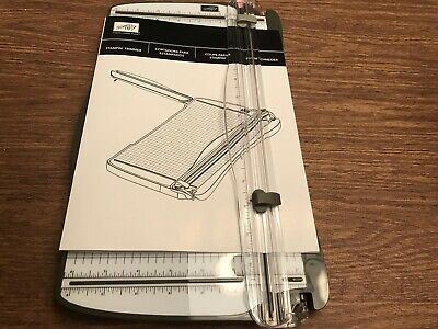 stampin up trimmer