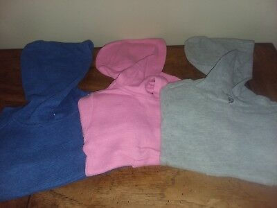 Limited Too Girls Heathered Thermal Pullover Hoody