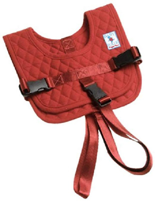 Baby B'Air - Impact Absorbing Foam Toddler Flight Vest - Red