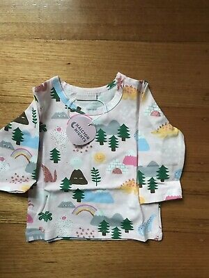Halcyon Nights Long Sleeve Tee NWT Size 0-3 Months