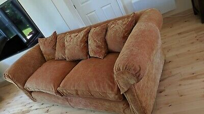 Awe Inspiring 4 Seat Settee Muliyork With Fitted Dry Clean But Removable Creativecarmelina Interior Chair Design Creativecarmelinacom