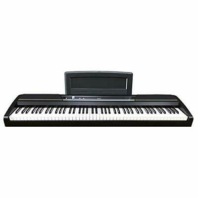 KORG Electronic Piano SP-170S 88 Key Black with Music Stand EMS w/ Tracking NEW