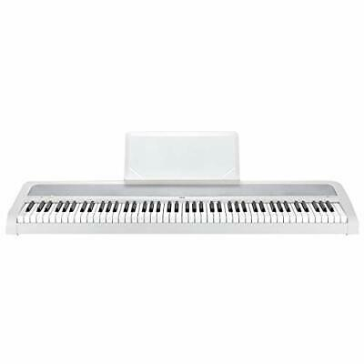 KORG Electronic Piano B1 WH 88 Key White with Music Stand EMS w/ Tracking NEW