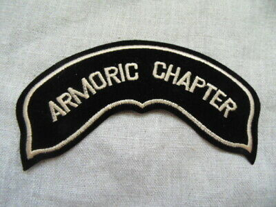 Harley-Davidson Patch Collector Hog Armoric Chapter