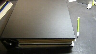 British Colonies collection in black 3 ring binder w/ 3K+ or so stamps