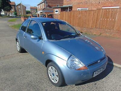 2006 Ford Ka 1.3  Collection BLUE MET