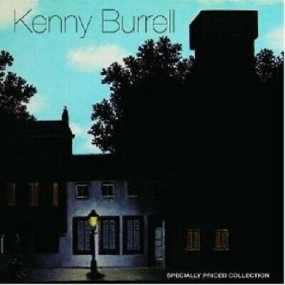 Kenny Burrell - All Day Long & All Night Long (2-Fer)  Cd New+