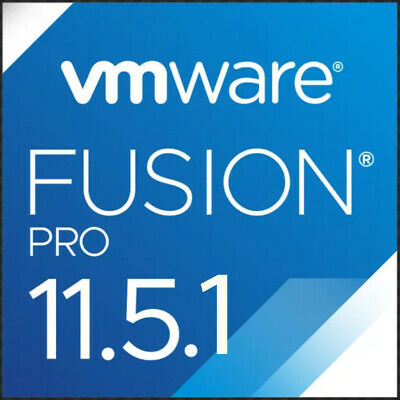 VMware Fusion 11.5 Pro Official Genuine License Key ✔️Lifetime macOS only