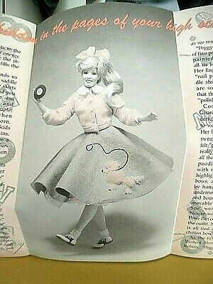 Porcelain Doll Peggy Sue NIB Yearbook Memories Edwin M. Knowles China Company