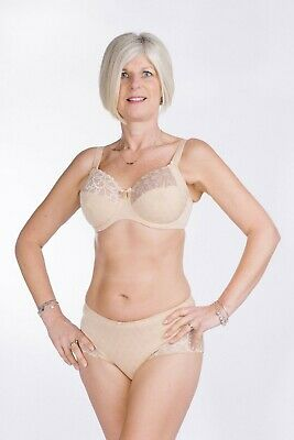 Fantasie Jacqueline Bra FL9081 Underwired Full Cup Non Padded Bra Nude