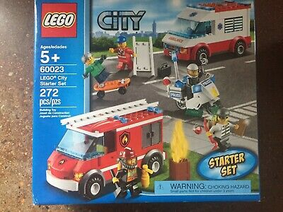 Lego City Starter Set 60023 NEW