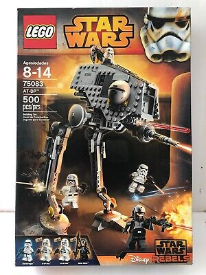 LEGO Star Wars AT-DP 75083 Sealed NEW