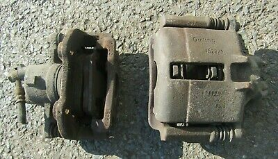 Mgf Mg Tf Pair Of Front Calipers Drivers Right Off Side + Passenger Left Near