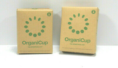 2 OrganiCup The Reusable Menstrual Cup Size A New