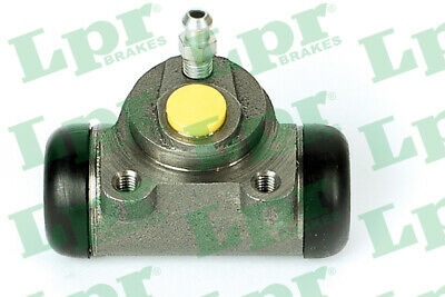 PEUGEOT 504 2.0 2x Wheel Brake Cylinders (Pair) Rear 71 to 86 LPR 440259 Quality