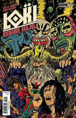 Loki: Ragnarok and Roll #2 in Near Mint condition. Boom! comics [*jz]