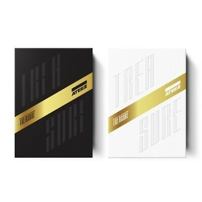 Ateez-[Treasure EP.Fin:All To Action]1st Album CD+Poster+Book+Card+PreOrder+Gift