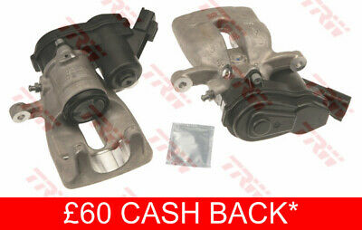 RENAULT ESPACE Mk5 Brake Caliper Rear Right 1.6 1.6D 2015 on TRW 440013546R