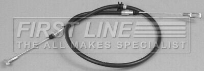 IVECO DAILY Mk2 2.8D Handbrake Cable Rear 96 to 99 Hand Brake Parking Firstline