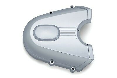 Kuryakyn Legacy Front Pulley Cover for Indian Scout Models Chrome 8756