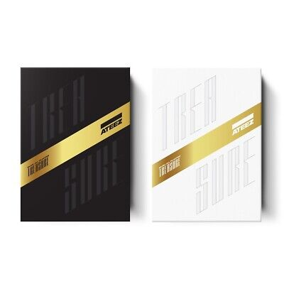 ATEEZ - TREASURE EP.FIN : All To Action CD+Photobook+Poster+Gift+Tracking no.