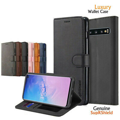 For Samsung Galaxy S20+ Ultra S8 S9 S10 Plus S10e Wallet Leather Flip Case Cover