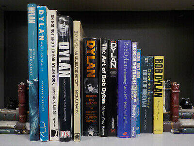 Bob Dylan - 13 Books Collection! (ID:5957)