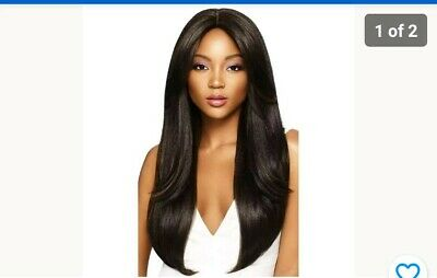 Outre &Play Human Hair Hair Optimix Lace Wig - Daphne
