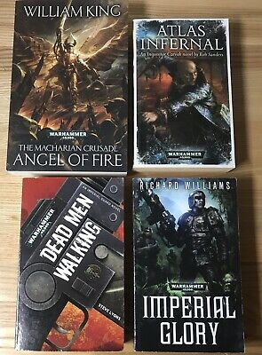 Warhammer 40k : Imperial Guard / Astra Militarum Novel Collection