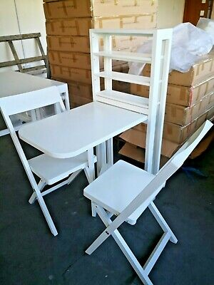 Elfin Living | Compact table and chairs