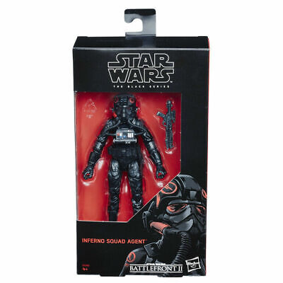 Star Wars Black Series 6 Inch Figure - Inferno Squadron Agent - SALE!!!