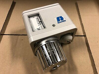 Ranco 016-H6902 Air Coil Thermostat refrigeration cold room control -5 to 25ºC