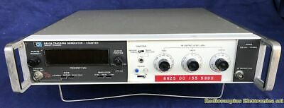 Tracking Generator -Counter HP 8443A