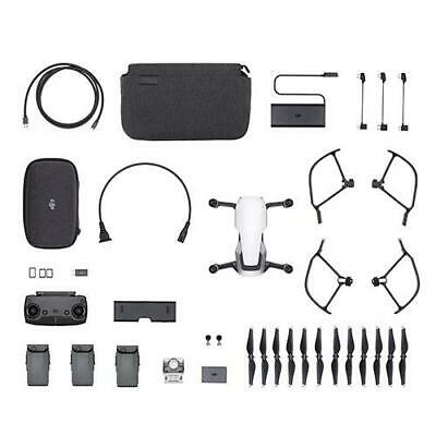 DJI Mavic Air Drone with Fly More Combo - Arctic White CP.PT.00000163.01