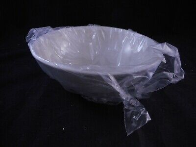 "New COORSTEK Porcelain 1285mL Standard-Form 8-1/2"" OD Evaporating Dish 60207 1PK"