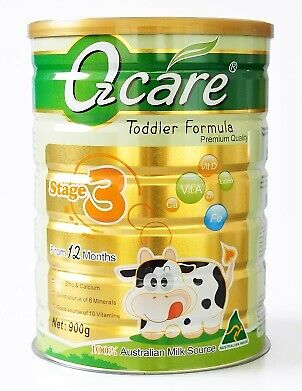 OZCare Toddler Formula From 12 months 900g