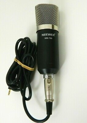 Neewer NW-700 Professional Studio Recording Condenser Microphone w/Cord