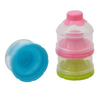 Case Feeding Container Food Baby Milk Dispenser Powder Formula Box AA3