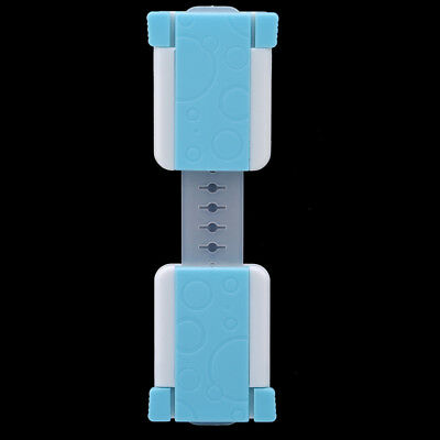 Adhesive Child Kids Baby Cute Safety Lock For Door Drawers Cupboard Cabinet AA3