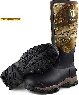 "Tidewe Hunting Boot For Men, Insulated Waterproof Durable 16"" Men'S Hunting Boot"