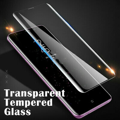 Case Friendly Tempered Glass Screen Protector Full Cover Samsung Galaxy S10 9 8