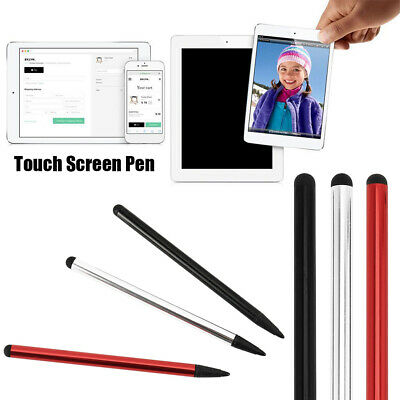 3Pcs 2 in 1 Stylus Touch Screen Pen For iPad iPod iPhone PC Cellphone Tablet